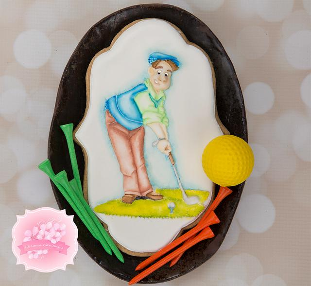 Golfing Joe