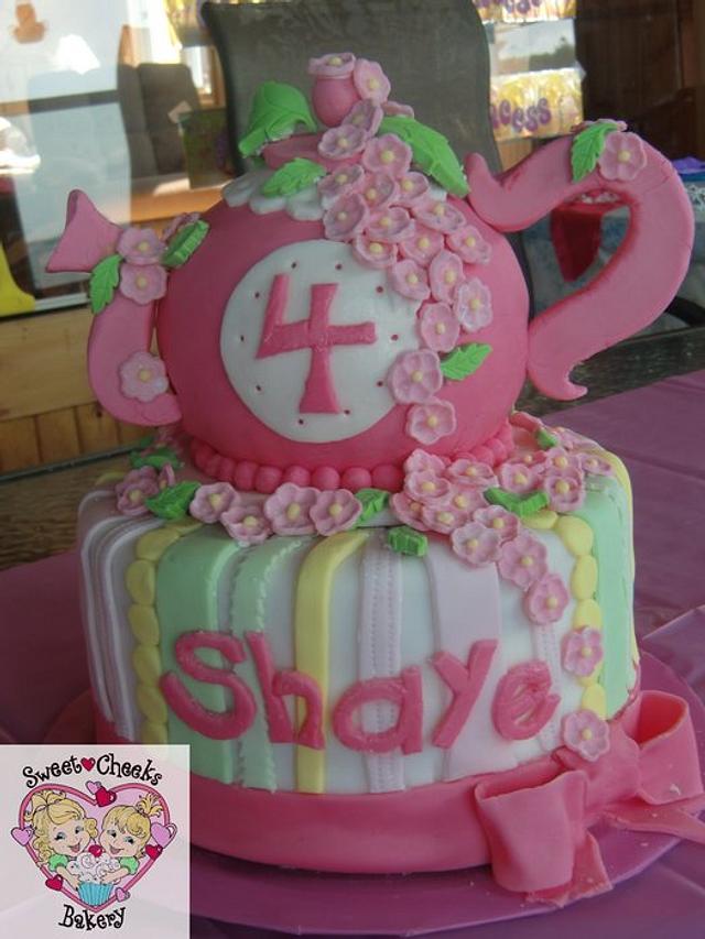 Shaye's Teapot
