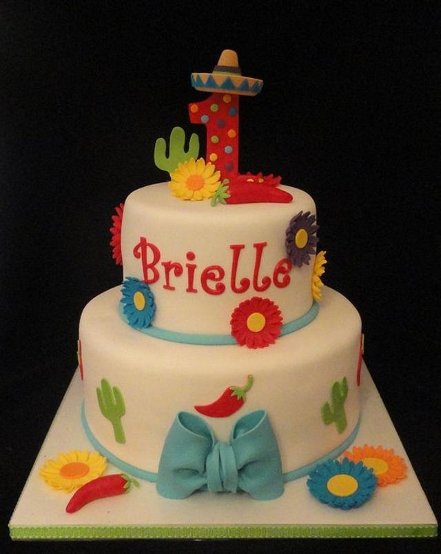 Cinco de Mayo 1st Birthday Fiesta :)