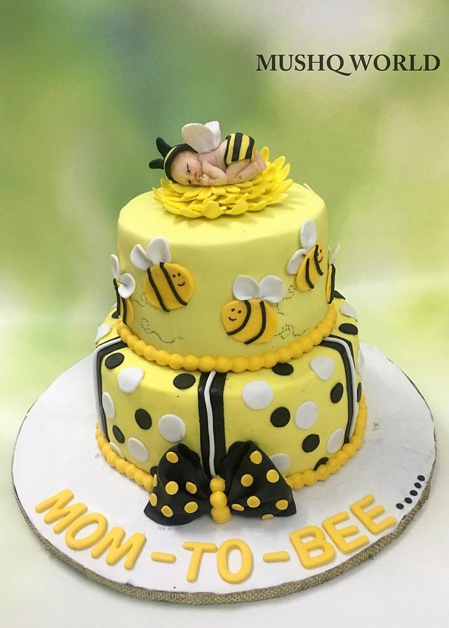 MOM TO BEE Cake
