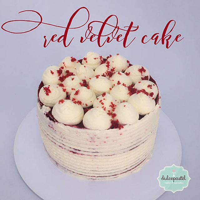 Torta Red Velvet Sabaneta
