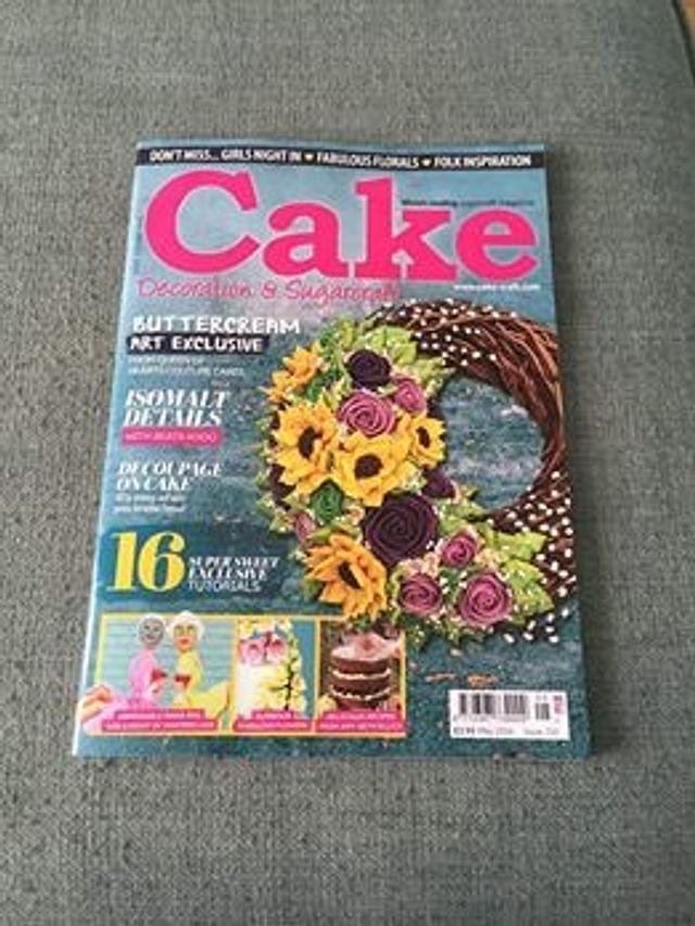 RNLI cake Collaboration