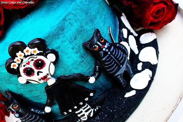Sugar Skull Bakers - love and friendship