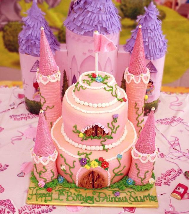 Jasmine's Castle