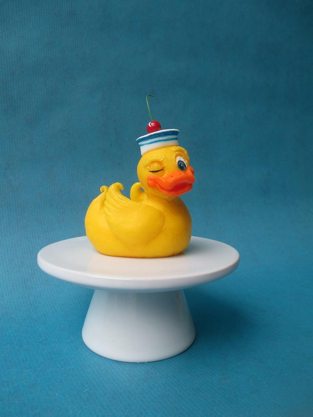 Sugar Duckie comes to life!