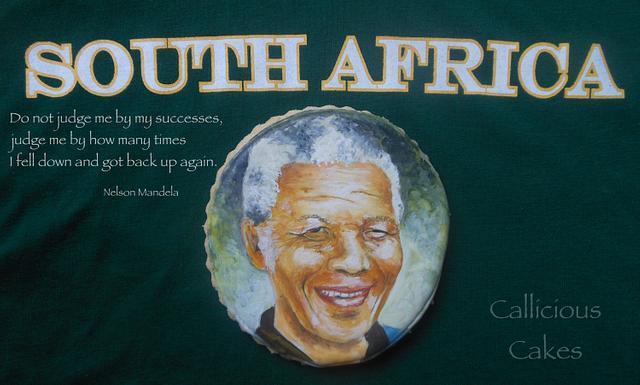 Mandela Cookie