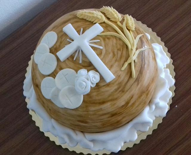 Cake for churchman