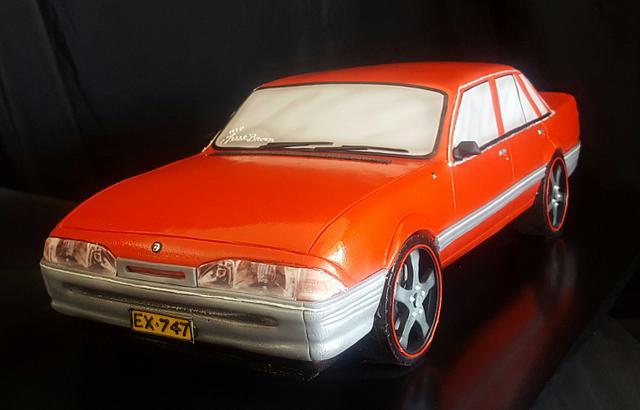 Aussie car VL Commodore