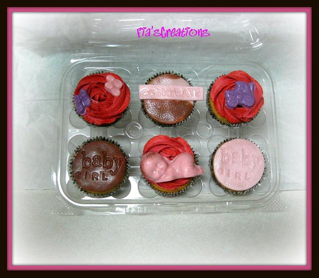 California Cream Cupcakes