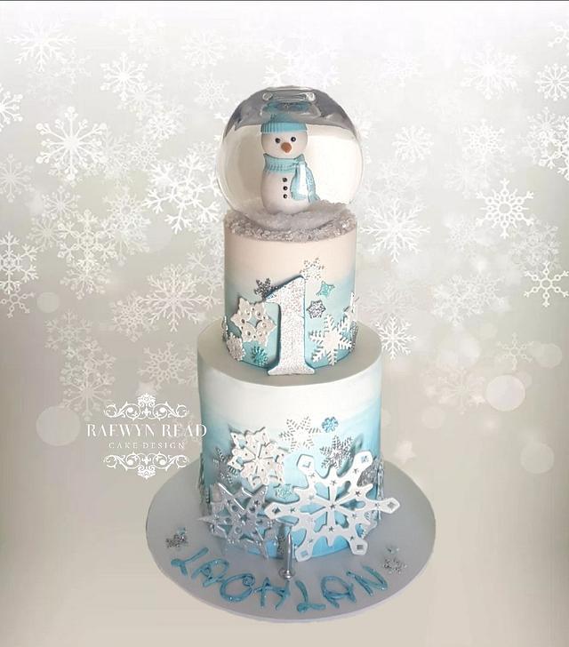 Winter Wonderland 1st Birthday