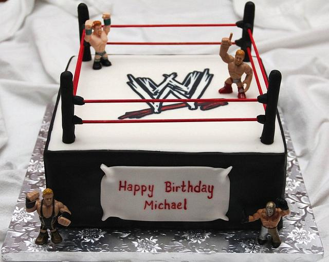 Michael's 8th Birthday