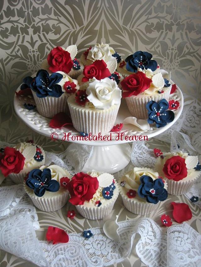 Rule Britannia! Cupcakes