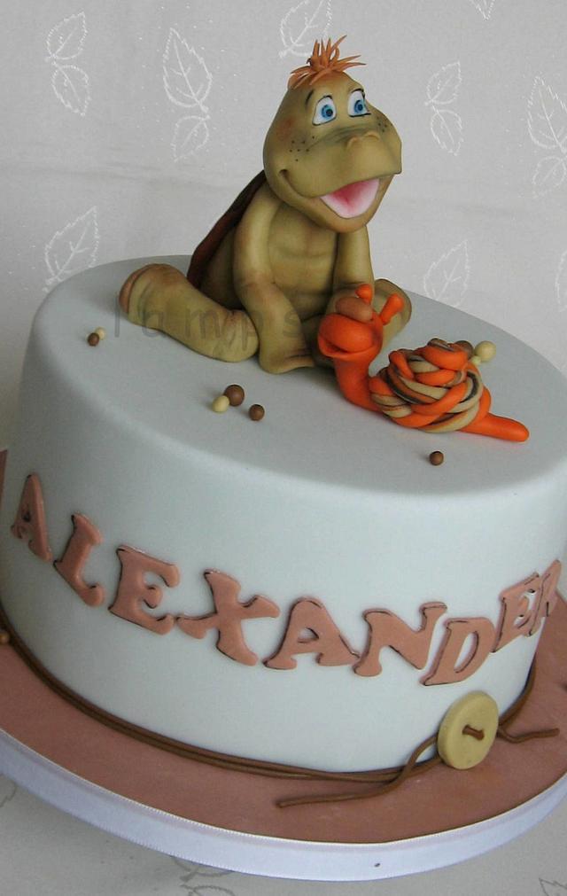 cake for Alexander