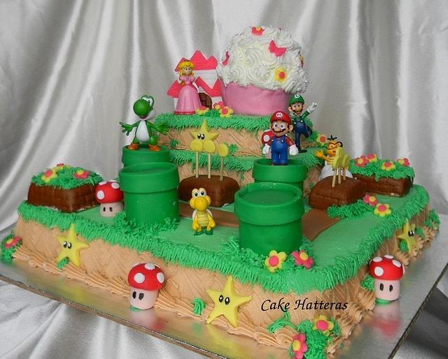 It's Mario! Super Mario Brothers
