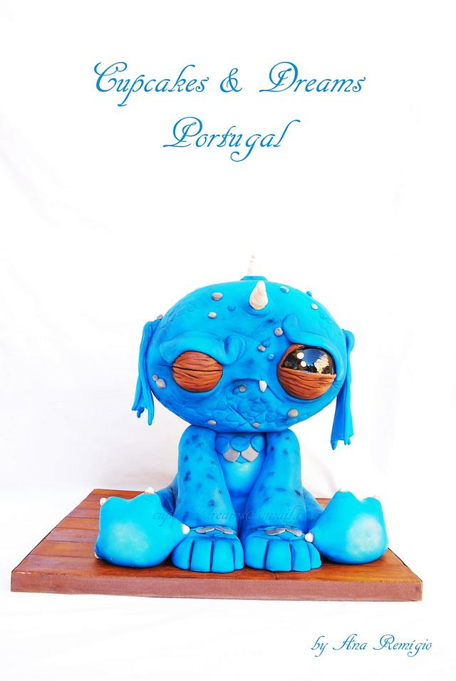 BABY BLEWGLE - CHRIS RYNIAK by Ana Remígio