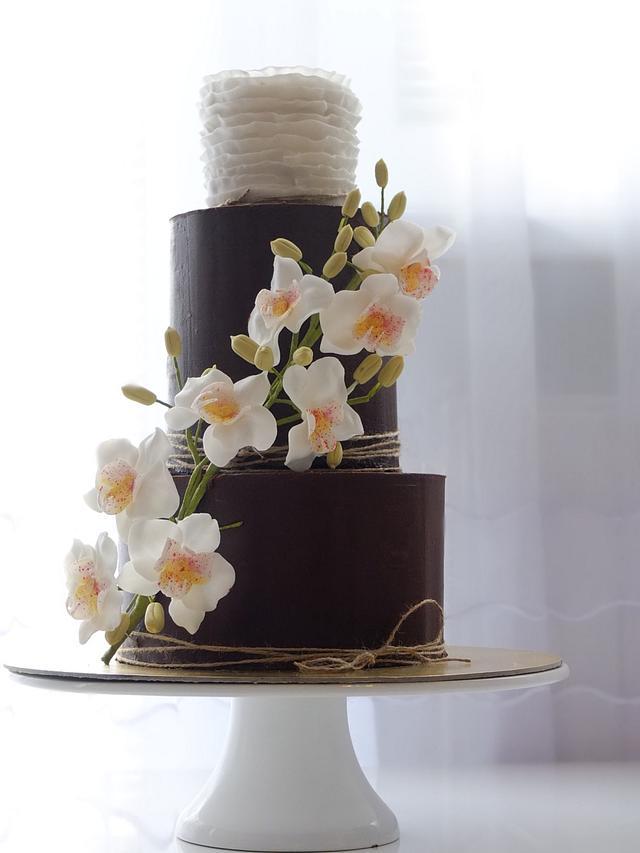 Vintage Wedding Cupcakes - Cake by Sugar Sweet Cakes