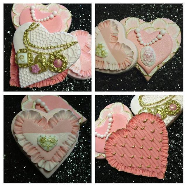 My Valentine Cookie LOve