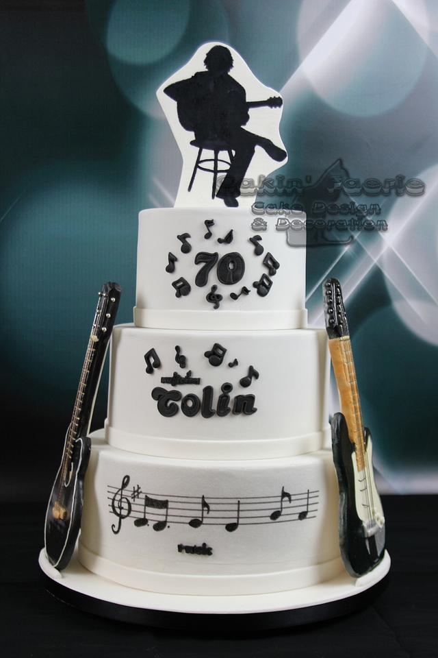 Guitarist 70th Birthday