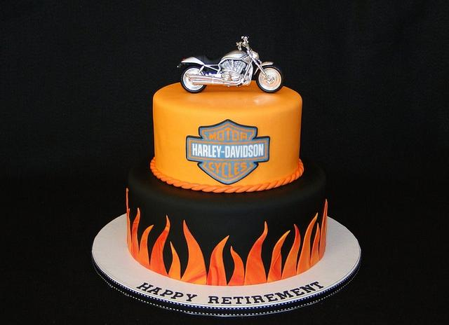 Harley Retirement