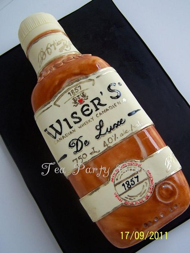 Wiser's Bottle