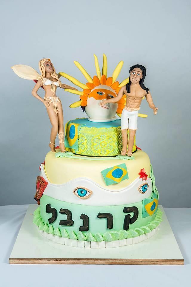 brazil cake