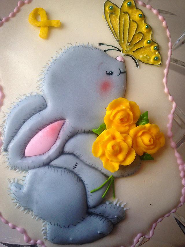 Amore Cake Collaboration.