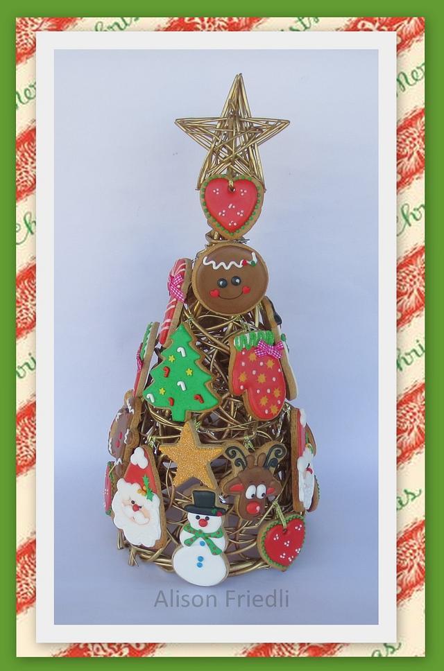My Cookie Christmas Tree