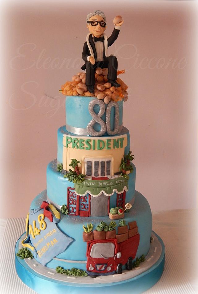 A life on a cake!!!