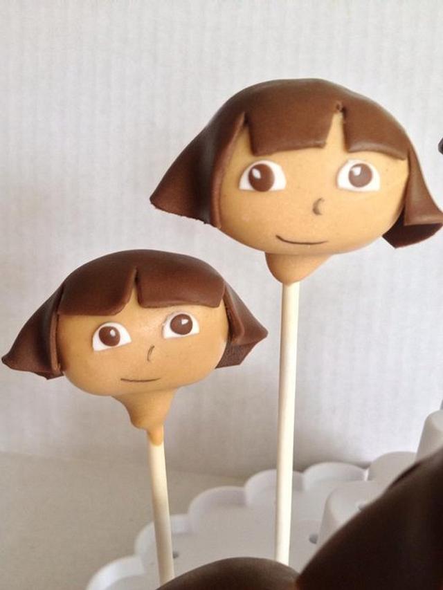 Dora Pops For Emily