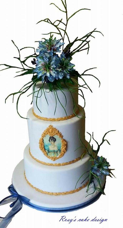 "wedding Cake ""Josephine """