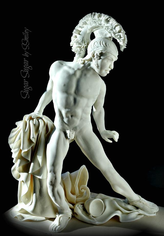 Achilles - Greco Roman Statue Challenge
