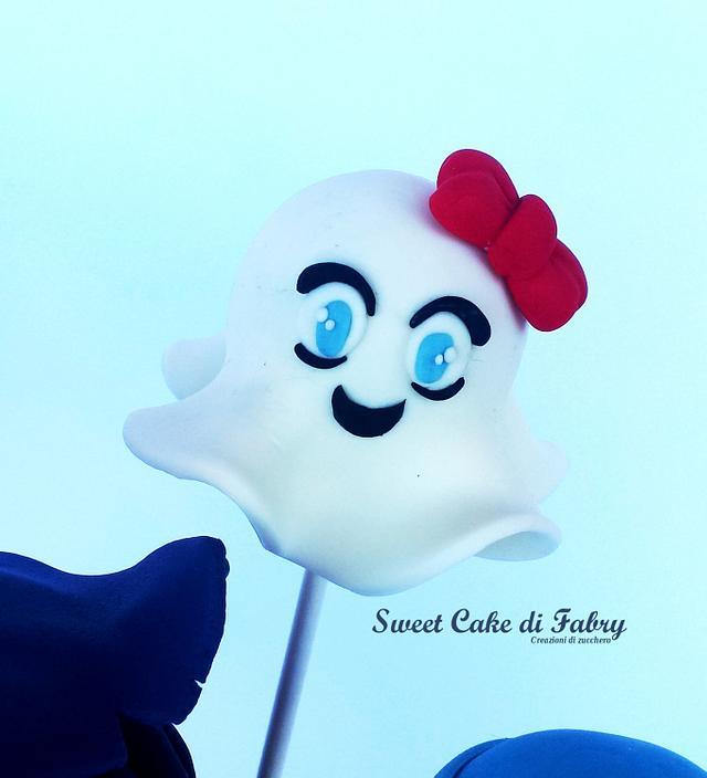 Halloween Chibi Candy