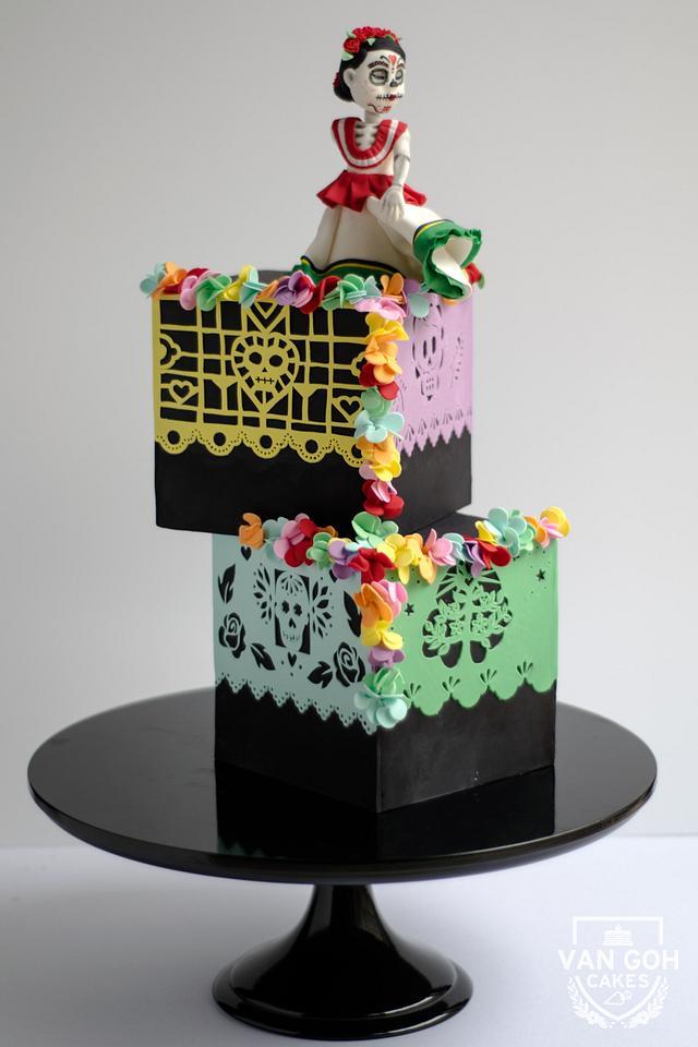 Sugar Skull Bakers 2017
