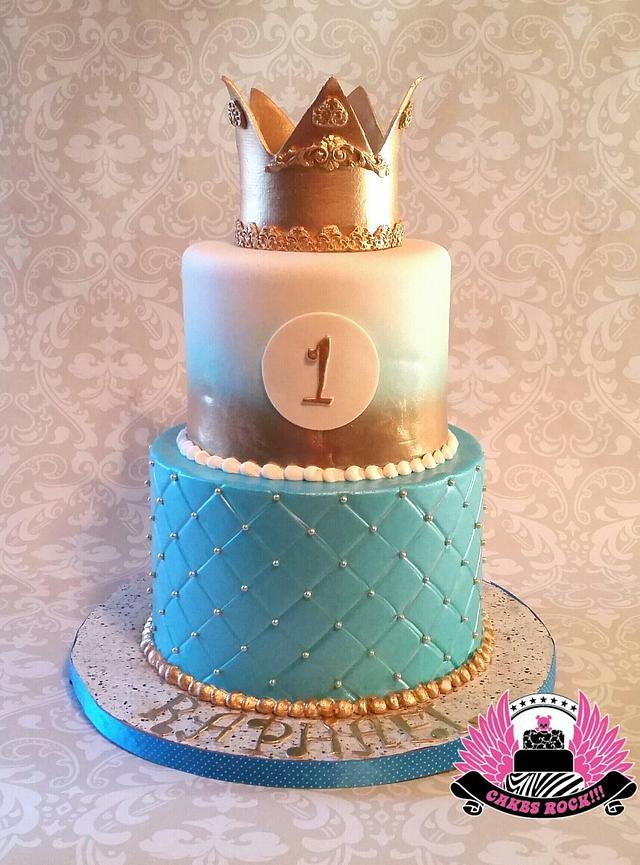 Little Prince First Birthday