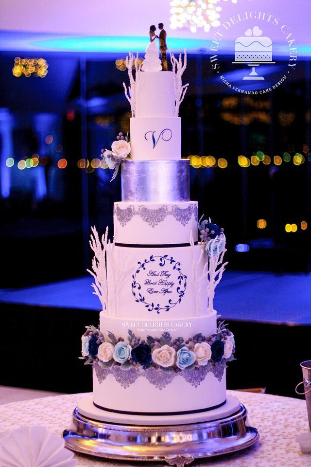 Winter Wonderland/Fairy Tale Wedding