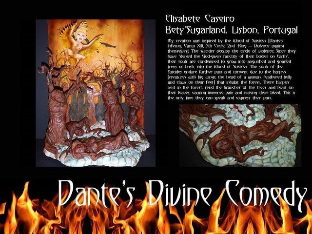 Wood of Suicides - Dante's Divine Comedy Collaboration