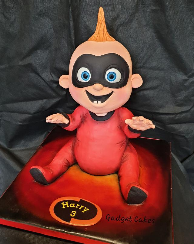 3D Baby Jack Jack from The Incredibles