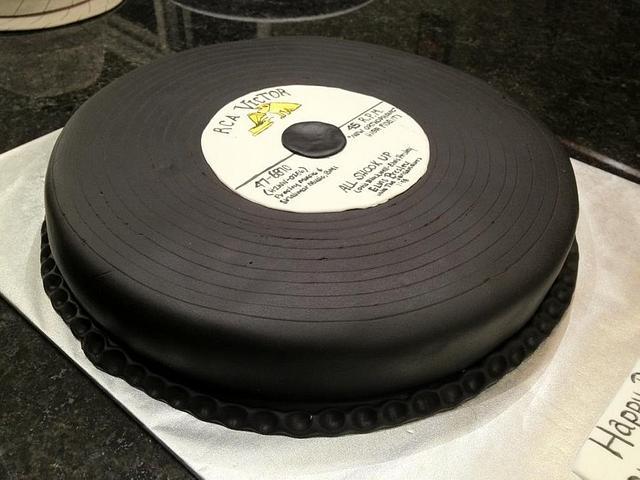"Elvis ""All Shook Up"" Record"