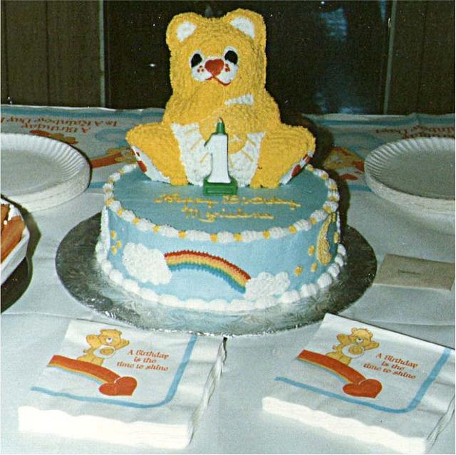 Sunshine Care Bear Birthday