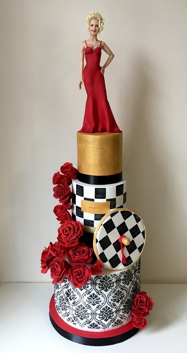 mc kenzie cake