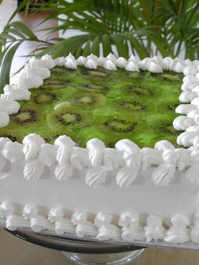 Kiwi Cake ;)