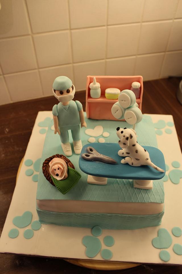 playmobile cake