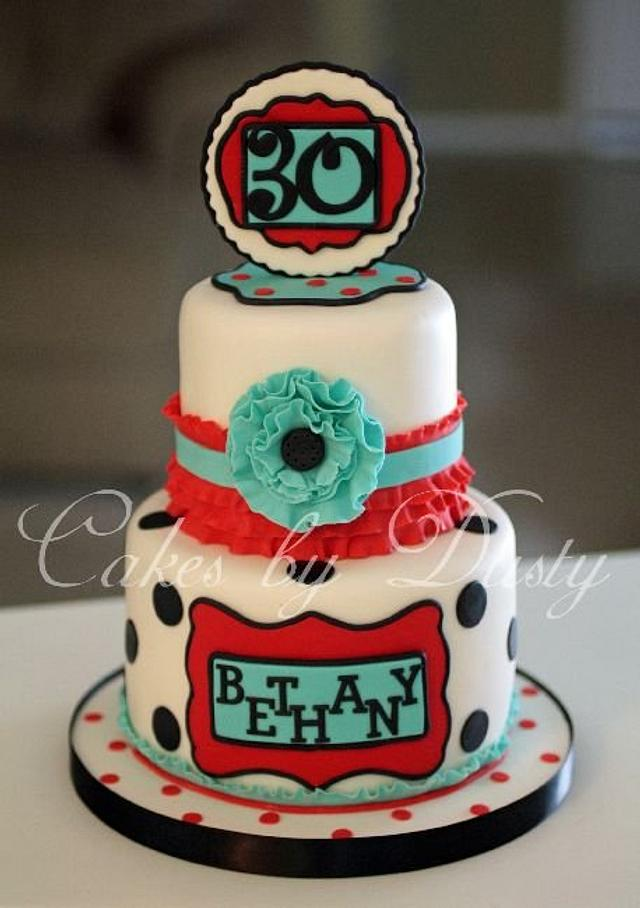 Bethany's 2nd Cake