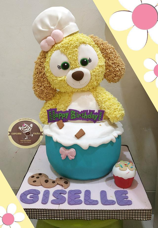 Cookie from Duffy the Disney Bear
