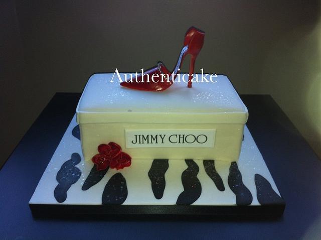 Jimmy Choo  inspired design