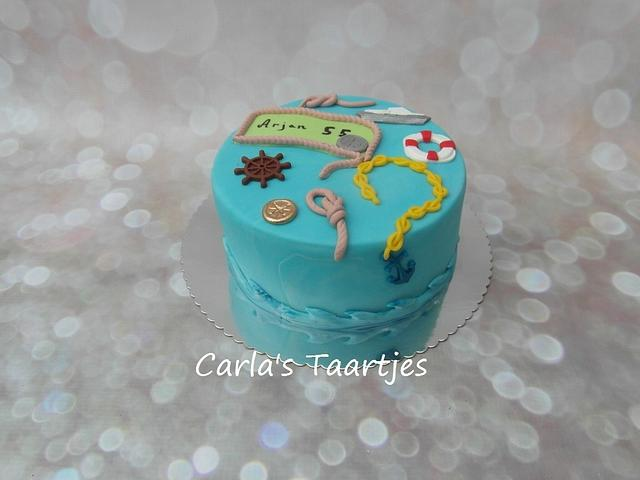 Maritime Cake