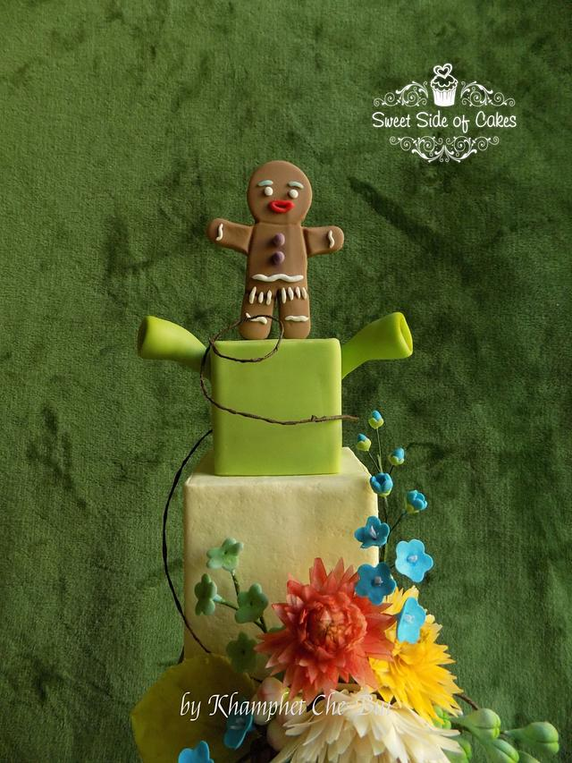 Shrek & Gingy - CPC  I'm A Believer Collaboration