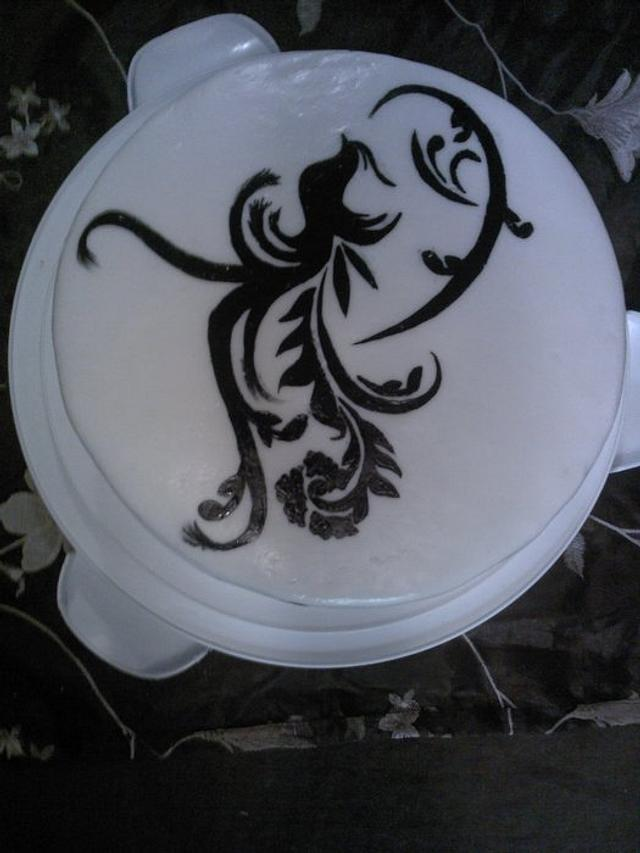 Hand Painted