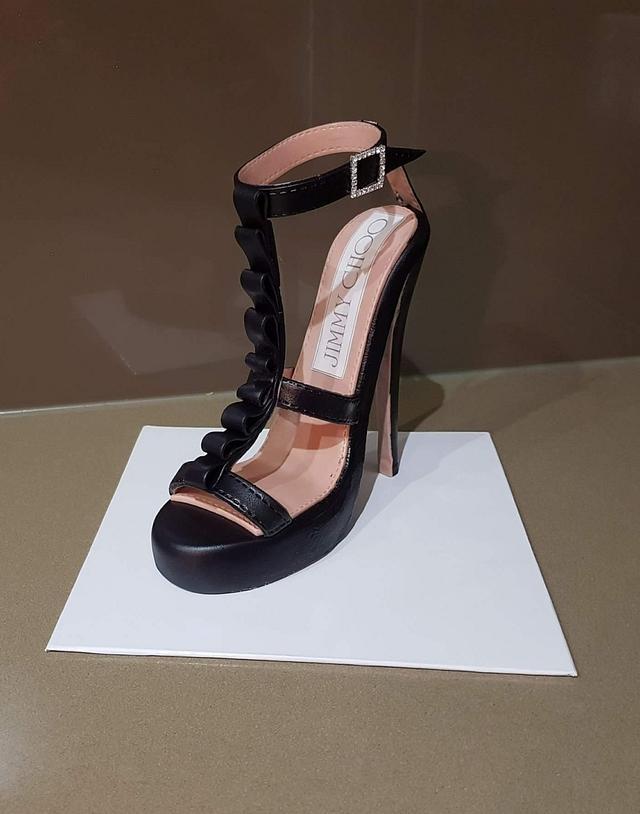 Edible Shoe Topper