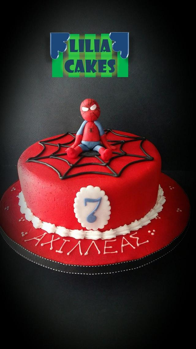 Little Spiderman is here!